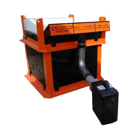 burnwell micro incinerator